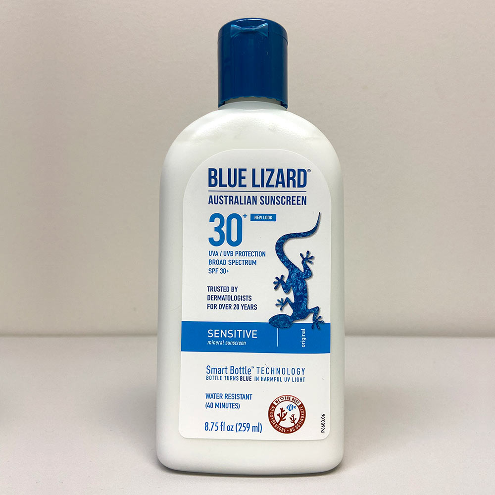 Sensitive Sunscreen 8.75oz by Blue Lizard